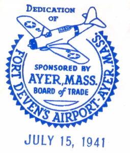 Fort Deven's, Mass. - 1941