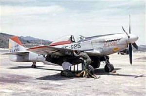 F-51D Mustang U.S. Air Force Photo