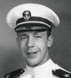 Ensign Vincent A. Frankwitz