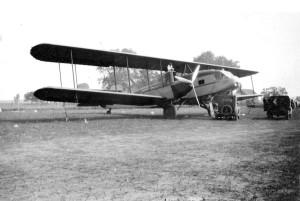 A Curtis Condor - 1930