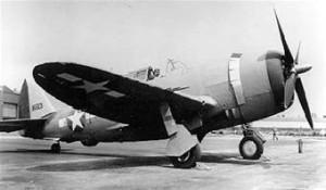 P-47C Thunderbolt U.S. Air Force Photo