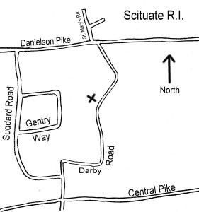 Scituate Map