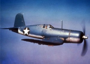 F4U Corsair National Archives Photo