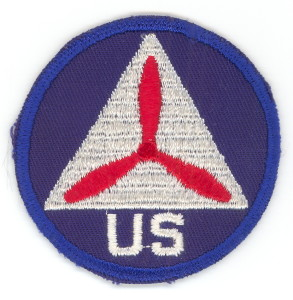 WWII Civil Air Patrol Insignia