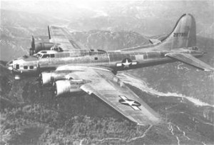 "B-17G ""Flying Fortress"" U.S. Air Force Photo"