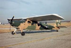 U-10 Helio Courier U.S. Air Force Photo