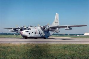 C-123K Cargo Plane U. S. Air Force Photo