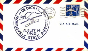 Morrisville, Vermont State Airport Dedication