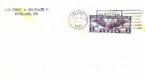 Rutland, Vermont - 1931