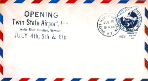 Twin State Airport Dedication  July, 1929