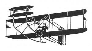 early biplane