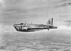 Douglas B-18 National Archives Photo