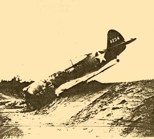 P-36C  Ser. No. 38-204 Bridgeport, Connecticut May 21, 1942