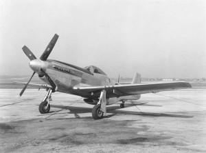 P-51 Mustang U.S. Air Force Photo