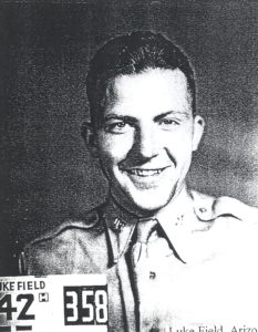 Lt. Daniel H. Thorson U.S. Army Air Corps Photo