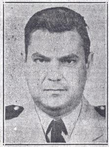 Lt. Cmdr. Chester E. Perkins