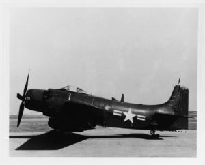 Douglas AD-4N Skyraider Naval History And Heritage Command