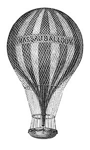 An Early Balloon