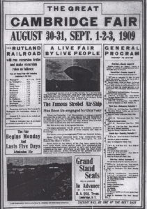 The Bennington Evening Banner August 24, 1909
