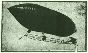 Strobel Airship - 1909